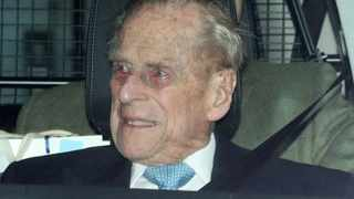 Britain's Prince Philip spent a second night in King Edward VII's Hospital in London. Picture: Reuters