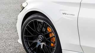 You won't be seeing that V8 biturbo badge on the fenders of the next-generation C63 AMG as all models in the range will have four cylinders.