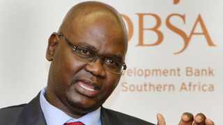 The Development Bank of Southern Africa (DBSA) provided R15.4 billion towards social and economic infrastructure projects in its past financial year, and it grew the value of its assets by 12 percent to more than R100bn, chief executive Patrick Dlamini said on Friday. Photo: Simphiwe Mbokazi