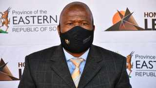 Eastern Cape premier Oscar Mabuyane has announced a R409 million allocation to the province's health sector. Picture: Facebook/Oscar Mabuyane