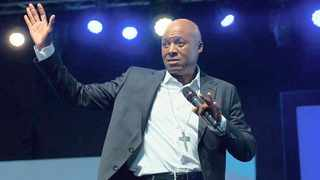 Presiding Bishop of Grace Bible Church, Mosa Sono. Picture: Supplied