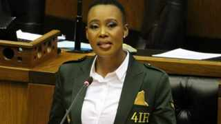 Communications and Digital Technologies Minister Stella Ndabeni-Abrahams. Picture: African News Agency (ANA)