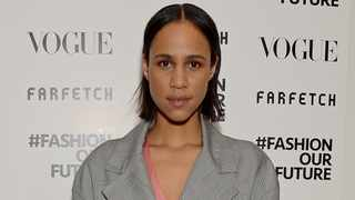 Zawe Ashton. Picture: Bang Showbiz
