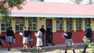 The KZN Department of Education has been red-flagged over spending, according to the AG's report. Picture: Motshwari Mofokeng/African News Agency (ANA)