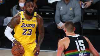 Los Angeles Lakers forward LeBron James delivered 26 points, 9 rebounds and 8 assists in Game 4 of the Western Conference Finals against the Devner Nuggets. Picture: Kim Klement/USA TODAY Sports via Reuters