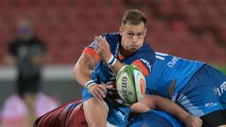 The difference in Ivan van Zyl's play this season has been noticeable, and of course Fourie du Preez has had a hand in that as a Bulls consultant. Photo: Christiaan Kotze/BackpagePix