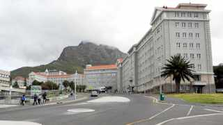 Cape Town. 200912. Groote Schuur Hospital which has heritage status. Picture Leon Lestrade. Story Sisi