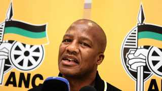 The ANC and political parties across the board have paid tribute to Minister in the Presidency Jackson Mthembu, who died of Covid-related complications on Thursday. Picture: Motshwari Mofokeng/African News Agency