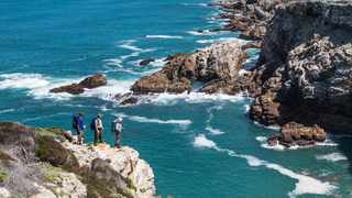 The Whale Trail hike in the De Hoop Nature Reserve reopened this week. Picture: Supplied.
