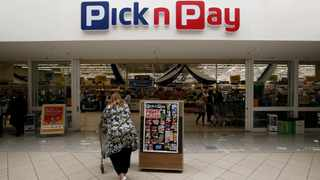 Pick n Pay yesterday flagged that its earnings would more than halve in the six months to the end of August following the country's Covid-19 lockdown restrictions. Picture: Reuters / Mike Hutchings