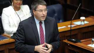 Western Cape MEC of Finance and Economic Opportunities David Maynier File picture: Armand Hough/African News Agency (ANA)