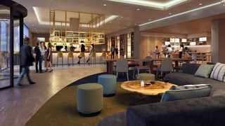 Umhlanga Arch's 4-star Hilton Garden Inn will open the province's first smart hotel in October. Picture: Umhlanga Arch.