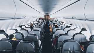 Overseas flights can be long and uncomfortable. Picture: Pexels