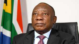 President Cyril Ramaphosa took part in the World Economic Forum (WEF) Davos Dialogues. Picture: Elmond Jiyane/GCIS