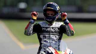 Reale Avintia Racing's Johann Zarco. File picture: David W Cerny / Reuters.
