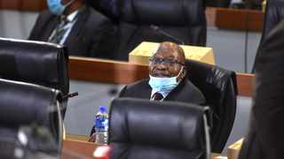 The family of Jacob Zuma has roundly dismissed as untrue a media report that he has contracted Covid-19 and is in hospital. File picture: Itumeleng English/African News Agency(ANA