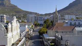 Video shows an empty Cape Town, which is a sign that people are abiding by President Cyril Ramaphosa's lockdown rules. Picture: Step Above.