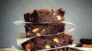 Veggies can be used to make the fudgiest vegan brownies. Picture: Flickr.