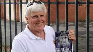 FILE - Former South African opening batsman Barry Richards. Photo: Patrick Compton