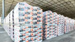 Dangote Cement Plc, Africa's biggest producer of the building material, said first quarter revenue was boosted by a surge in sales from Nigeria, its home market.