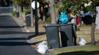 Cape Town residents have complained about delays in uncollected refuse. Picture: Courtney Africa/African News Agency(ANA)