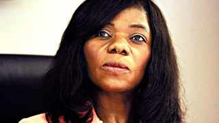 07/02/2013. Public Protector Thuli Madonsela during a media briefing on some of her finalised investigations yesterday. Picture: Thobile Mathonsi