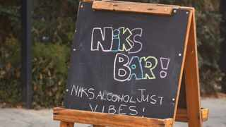 Niks Bar softly opened to the public this month, becoming Johannesburg's first alcohol-free bar. Picture: Supplied