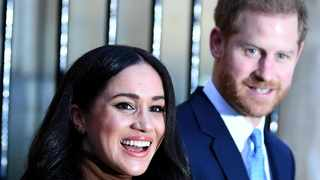 File photo: Harry and Meghan moved to Southern California this year after stepping down from their royal roles to forge a more independent life and to escape the hostile British media. Picture: Reuters