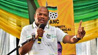 S'bu Mhlongo is a powerful figure in the ANC Mzala Nxumalo region (Zululand district). He will assume his new role as mayor of Pongola from Wednesday. Picture: Supplied
