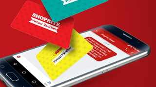 Shoprite Group via its affiliate Computicket has launched virtual vouchers which can be redeemed at any Shoprite, Checkers or Usave supermarkets. Photo: Shoprite
