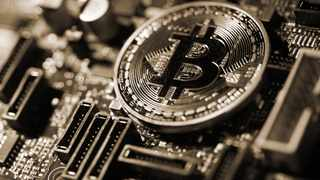 Last week, the FSCA published a draft declaration that crypto assets be regarded as a financial product under the Financial Advisory and Intermediary Services (FAIS) Act. Picture: Chris Ratcliffe/Bloomberg