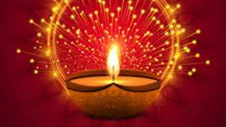 Lighting lamps on Diwali is a celebration of good over evil. Picture: Pinterest