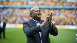Kaizer Chiefs football manager Bobby Motaung has been suspended for flouting Covid-19 regulations. Photo: @KaizerChiefs on twitter