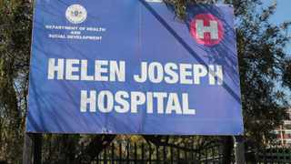 A former Helen Joseph Hospital staff member has been arrested for fraud and corruption. File Picture: Supplied