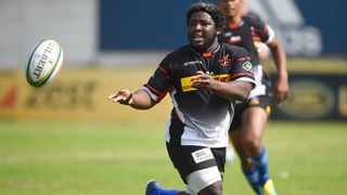 Springbok front rower Scarra Ntubeni came into contact with someone who has tested positive for Covid-19 and have been isolated according to Covid-19 protocols. Photo: Phando/Jikelo/African News Agency (ANA)