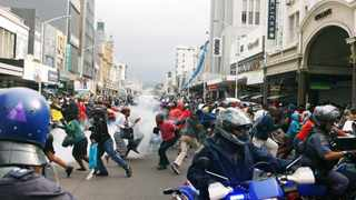 Violent attacks on foreign traders in Durban. ANA Photographers/African News Agency(ANA)