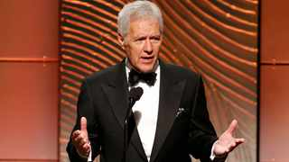 Jeopardy television game show host Alex Trebek passed away peacefully at home surrounded by family and friend. Picture: Danny Moloshok/Reuters