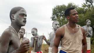 Scene from Inxeba (The Wound) PHOTO: Supplied