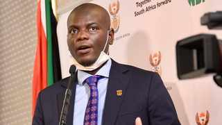 According to Minister of Justice and Correctional Services Ronald Lamola. Picture: GCIS