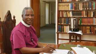 Anglican Archbishop of Cape Town Thabo Makgoba has signed a petition to stop oil drilling in Namibia. File picture: Tracey Adams/African News Agency (ANA)