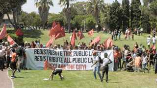 The City of Cape Town has been accused of using apartheid-style tactics to spy on land and social housing activists. Picture: Tracey Adams/African News Agency (ANA)