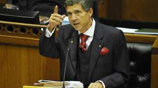 Cancer-stricken Inkatha Freedom Party MP Mario Oriani-Ambrosini is to table legislation to decriminalise the medical use of dagga. Picture COURTNEY AFRICA