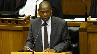 Health Minister Zweli Mkhize called for robust debate on the newly released NHI Bill. Photo: GCIS.