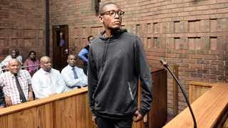 A file picture of Vusi Mathibela at a previous court appearance. Picture: Oupa Mokoena/African News Agency (ANA