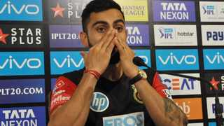 RCB captain Virat Kohli said one mistake could potentially derail the whole tournament. Picture: IANS