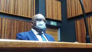 Former ANC MP Vincent Smith appeared at the Palm Ridge Magistrate's Court. Picture: Nokuthula Mbatha/African News Agency (ANA)