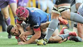 Johan Grobbelaar made his Super Rugby debut in 2018, but a serious ankle injury that required an operation earlier this year meant that he missed out on the curtailed season before lockdown. Picture: Ryan Wilkisky/BackpagePix