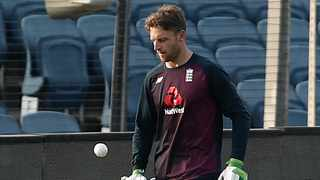 FILE - England's Jos Buttler during a nets session. Photo: Francis Mascarenhas/Reuters