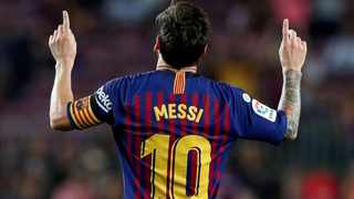 We must unite as Barcelona fans and believe that the best is yet to come. - Barcelona's Lionel Messi. Photo: Albert Gea/ReutersFile Photo