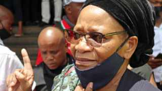National Assembly Speaker Thandi Modise. Picture: Timothy Bernard/African News Agency (ANA) Archives